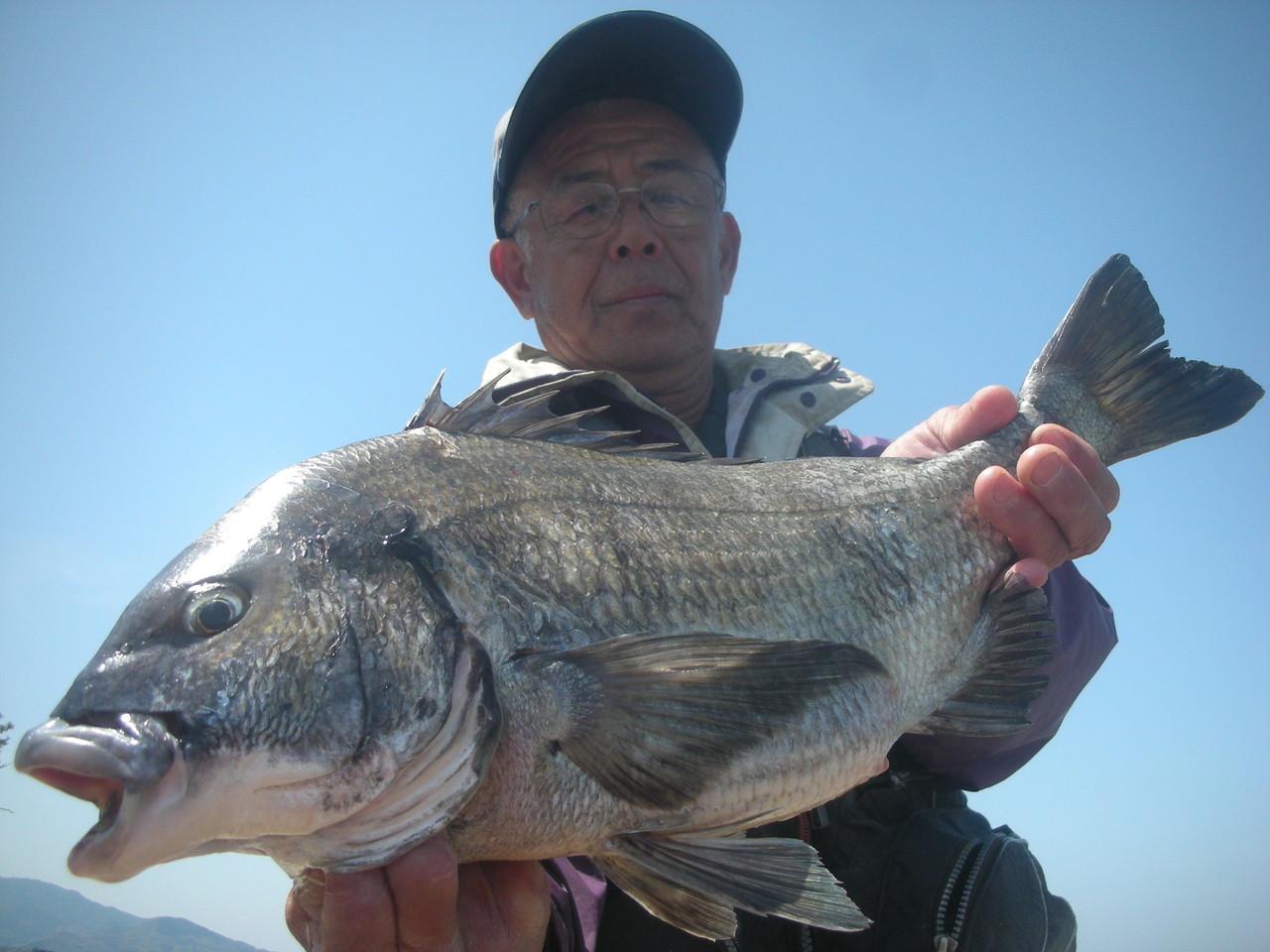 4月13日 吉光 栄二さん 54.3㎝