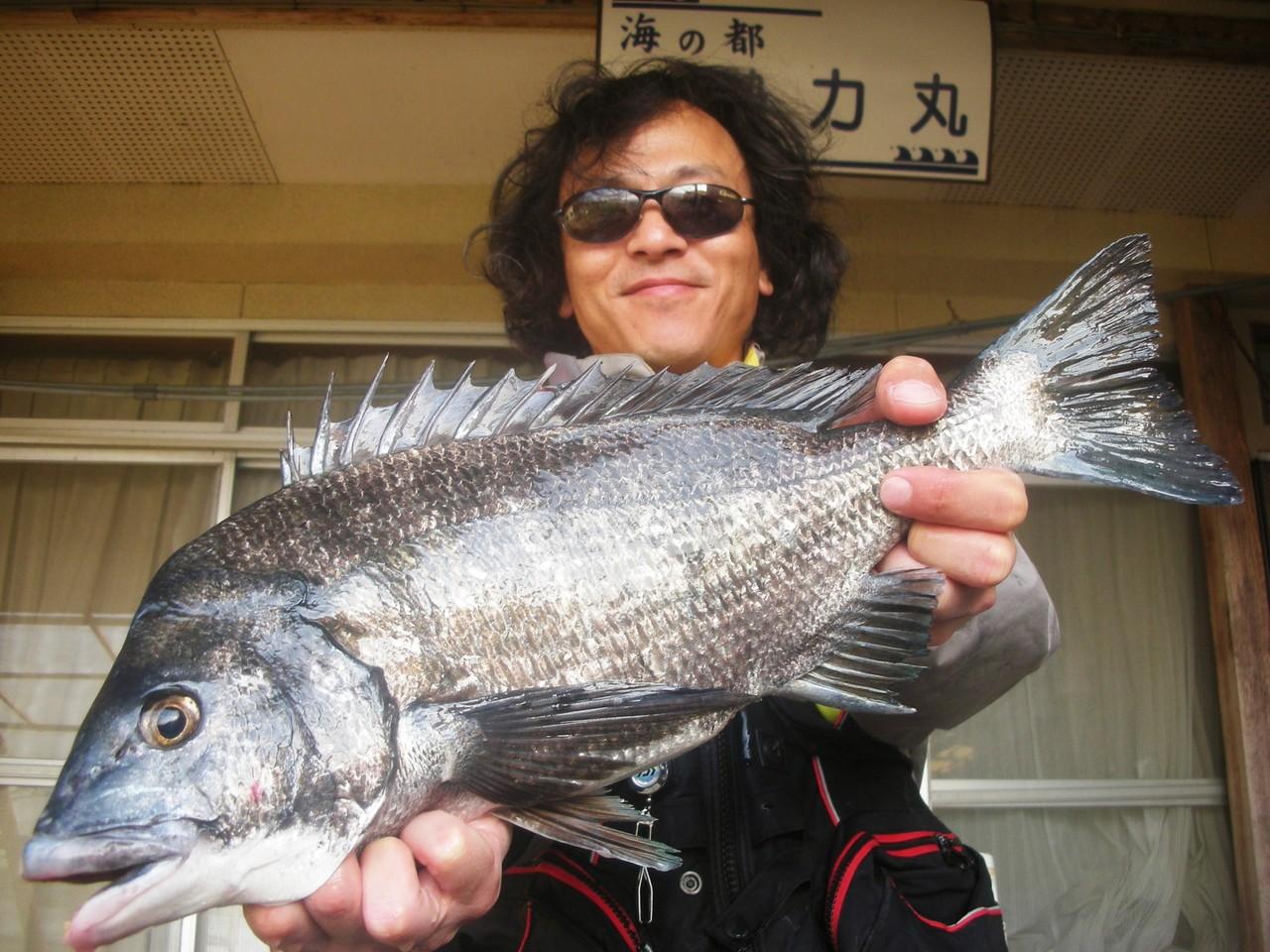 4月27日 中田 博さん 50㎝