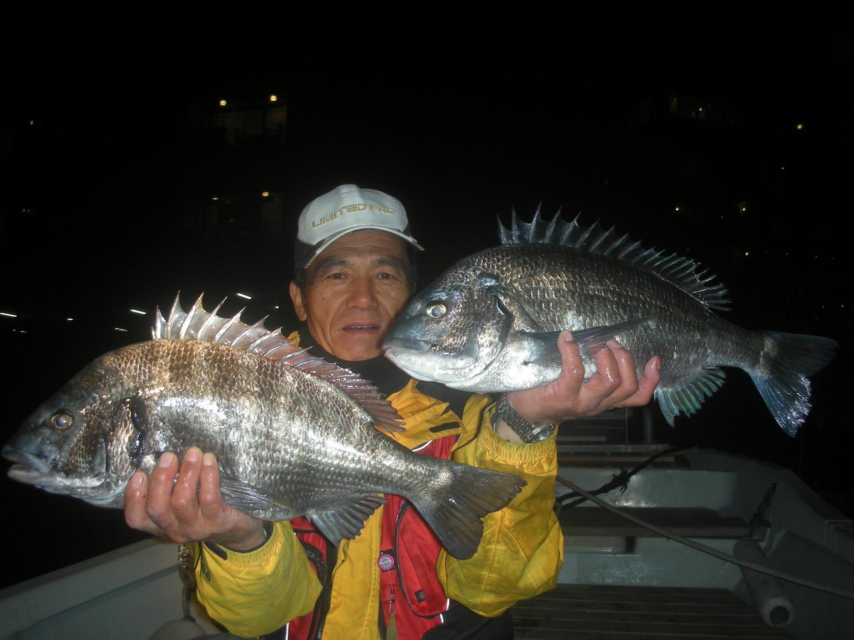 3月20日 川端さん 51.6㎝・50.4㎝