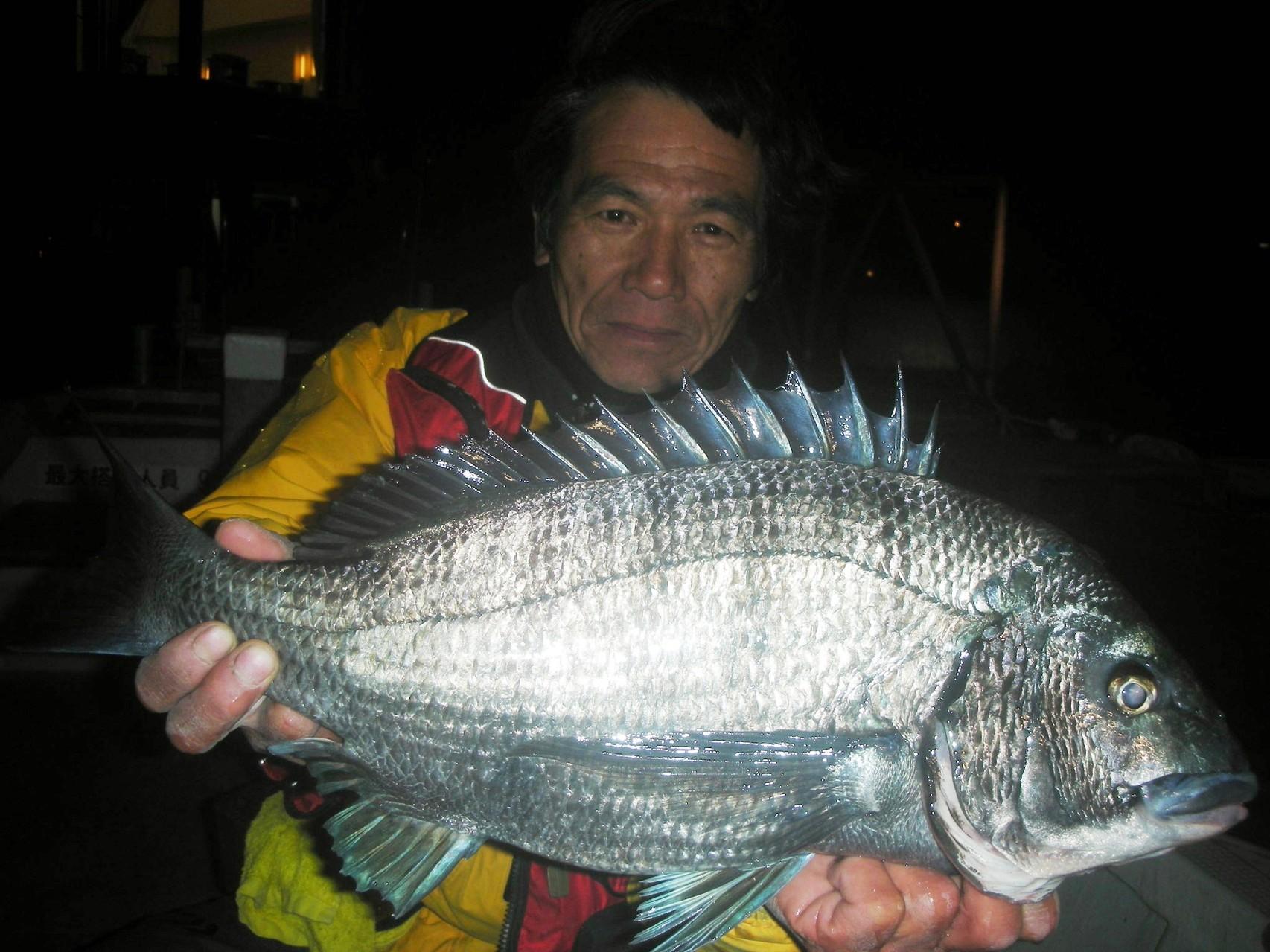 2月11日 川端さん 53.9㎝