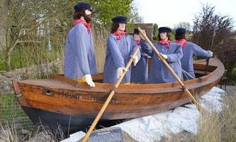 Das neue Eisboot seit 2016
