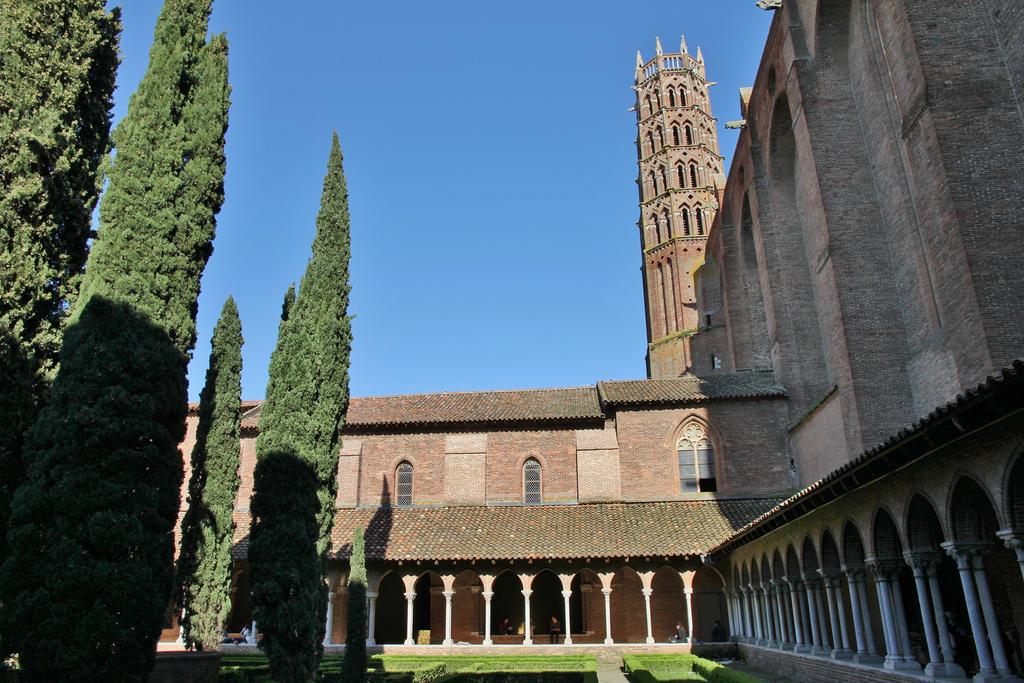 El convento jacobino