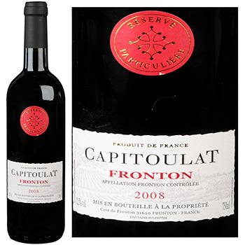 El vino Capitoulat de Fronton