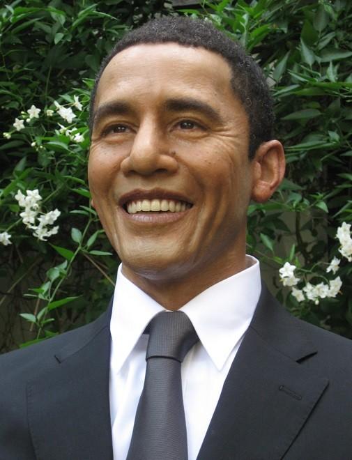 バラク・オバマ 元米国大統領/福山自動車時計博物館