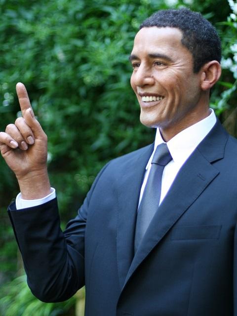 バラク・オバマ 元米国大統領 「イエス!ウィーキャン!」
