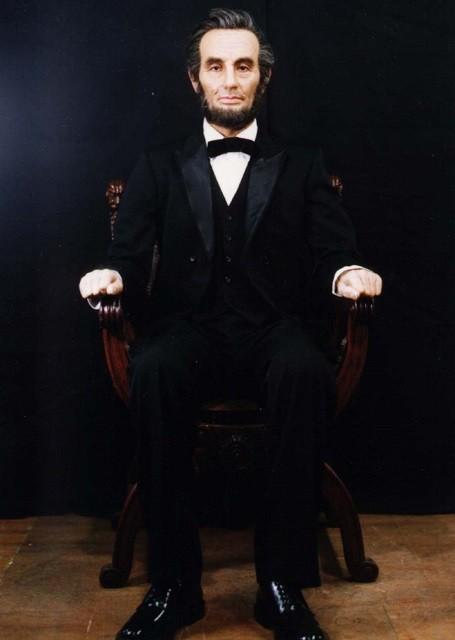 リンカーン 人民の人民による,,エ~ト?次何だっけ?
