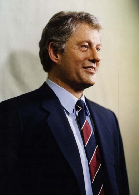 ビル・クリントン 第42代米国大統領