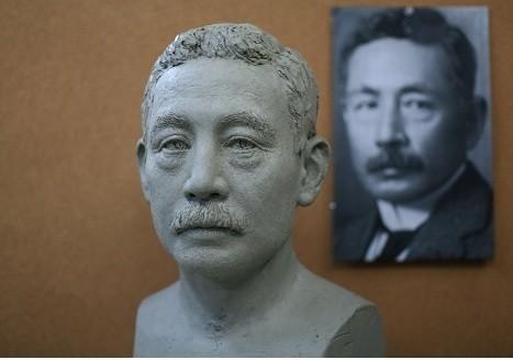 夏目漱石粘土原型