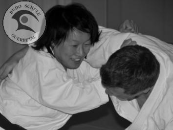 Ju-Jitsu  - Kontrolle im Stand