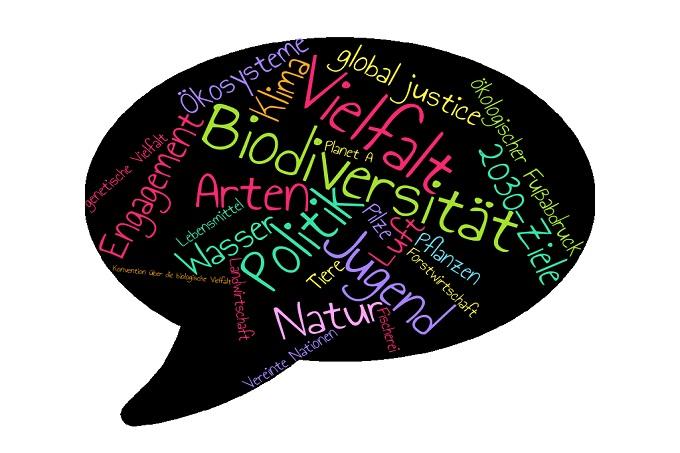 Youth Talks Biodiversity - wir waren mit dabei