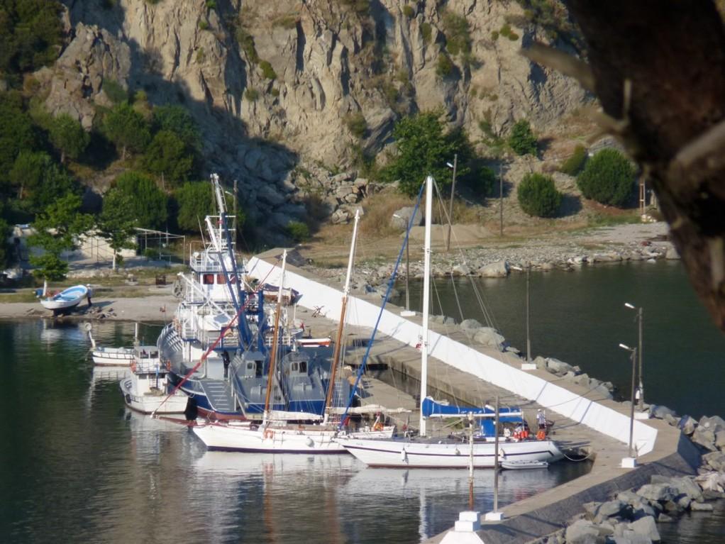 Asmalikov, ILe Marmara Adasi, mer de Marmara.