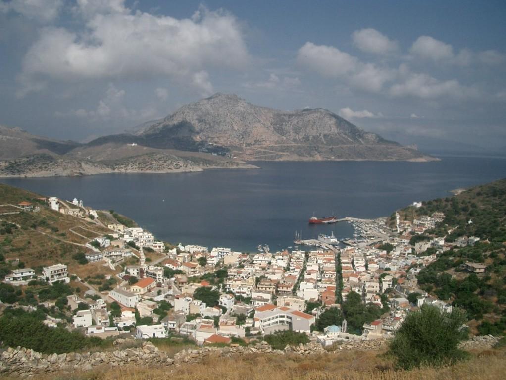 Syros, Grèce.