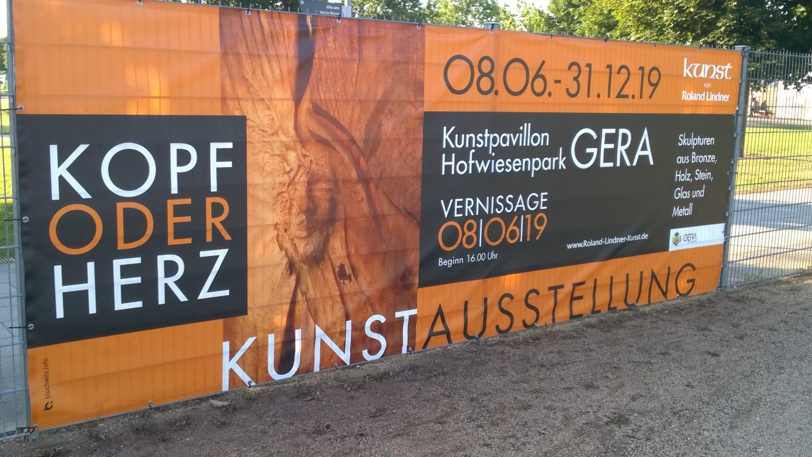Vernissage Hofwiesenpark