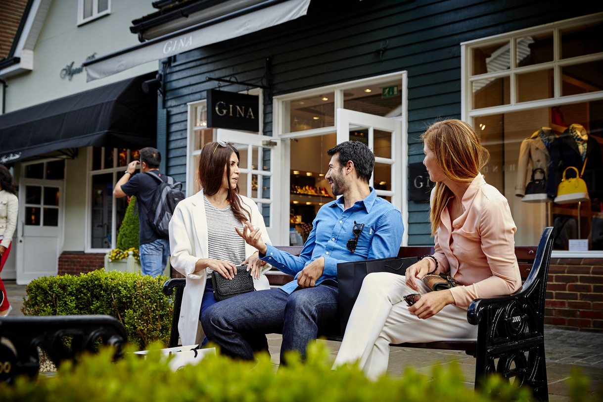 Discover Bicester Village, the region's ultimate shopping destination.