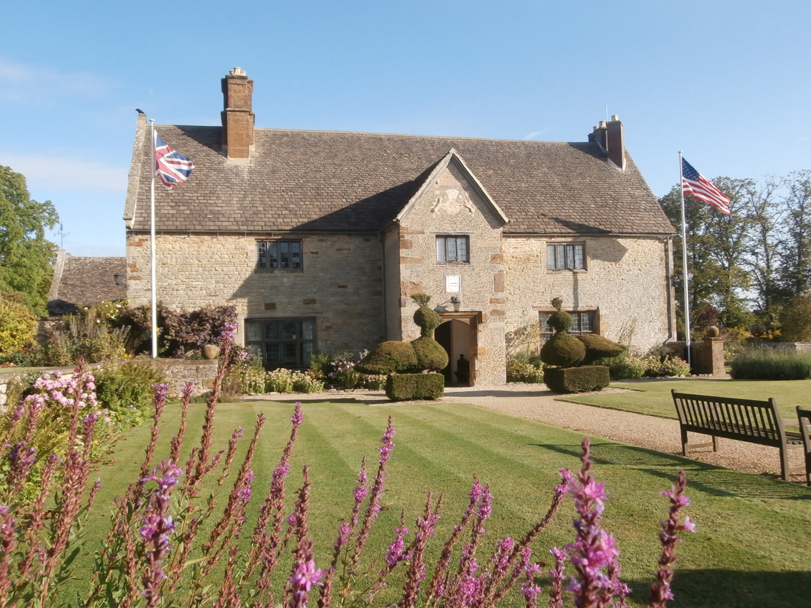 Sulgrave Manor - The Ancestral Home of George Washington