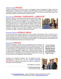 Entrevue Citoyenne du Monde - Raymonde Provencher