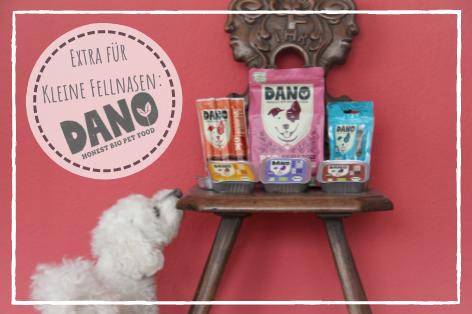 Produkttest: DANO Honest Bio Pet Food - extra für kleine Hunde!