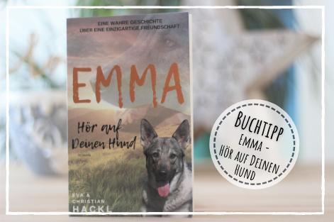 Buchtipp: 'Emma-Hör auf Deinen Hund' von Eva und Christian Hackl