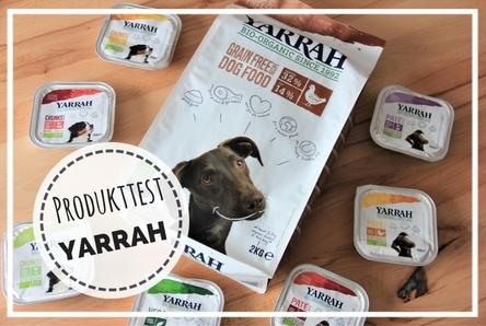Yarrah Hundefutter Test