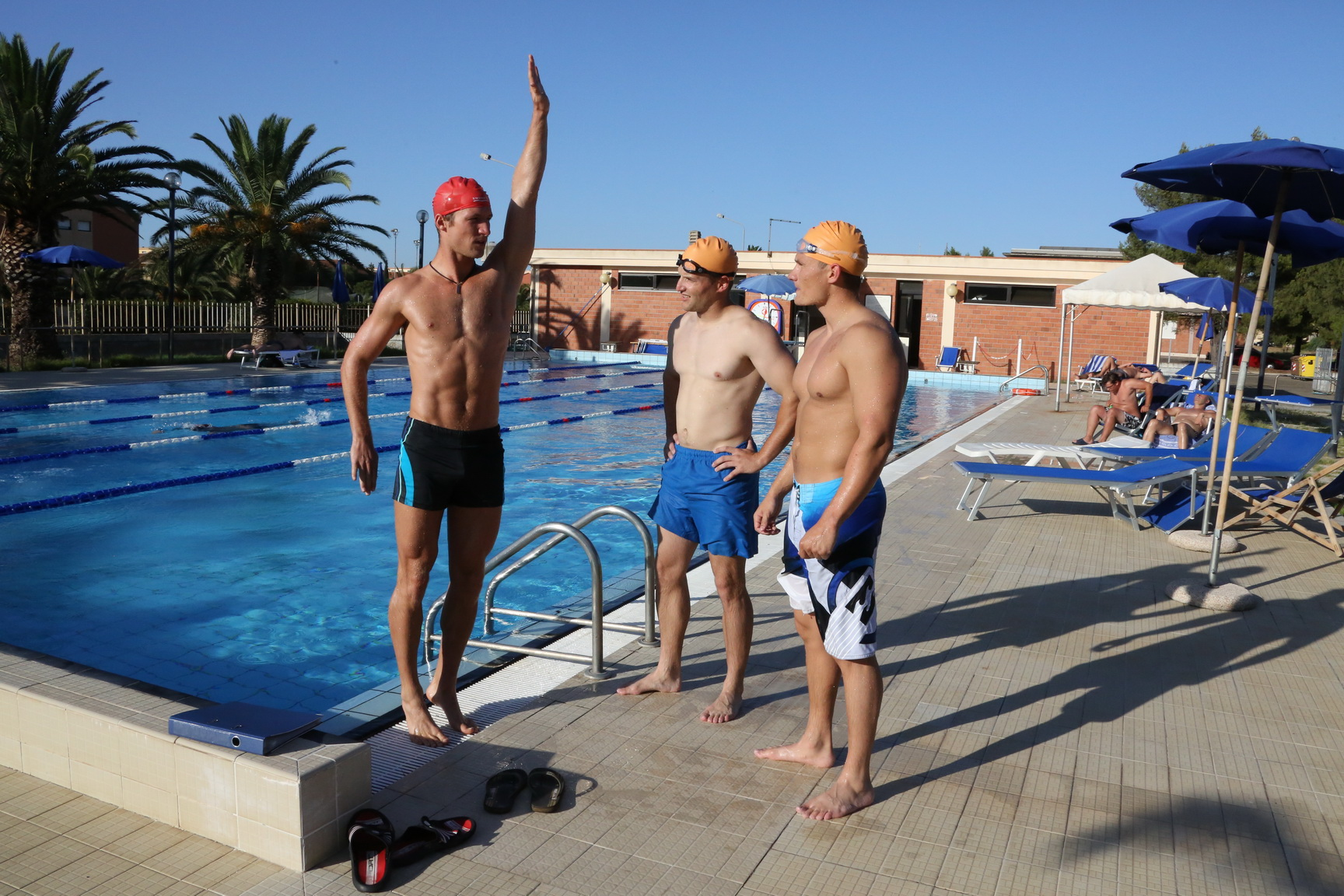Schwimmausbildung