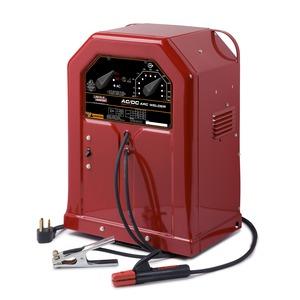 soldadora de electrodo lincoln