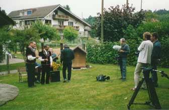 DRS Aktuell-Reportage SRF in Lotzwil