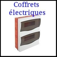 Matériel électrique coffret électrique domestique & professionnel, maison et industrie