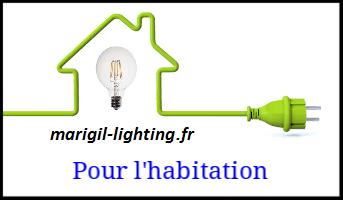 ampoules domestiques pour la maison, la cuisine, le salon, les chambres, le garage, la salle de bain & l'extérieur