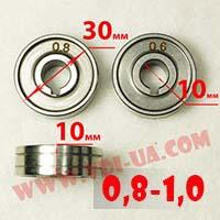 подающий ролик SSVA 30*10*10 0,8-1,0мм