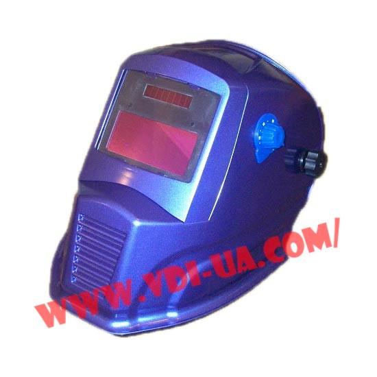 Маска WH 7401 синяя