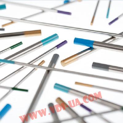 Вольфрамовые электроды ТИГ сварки