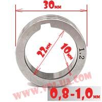 Ролик 30Х22Х10 0,8-1,0мм