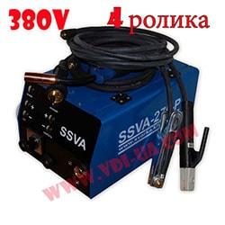 Сварочные инверторные полуавтоматы SSVA