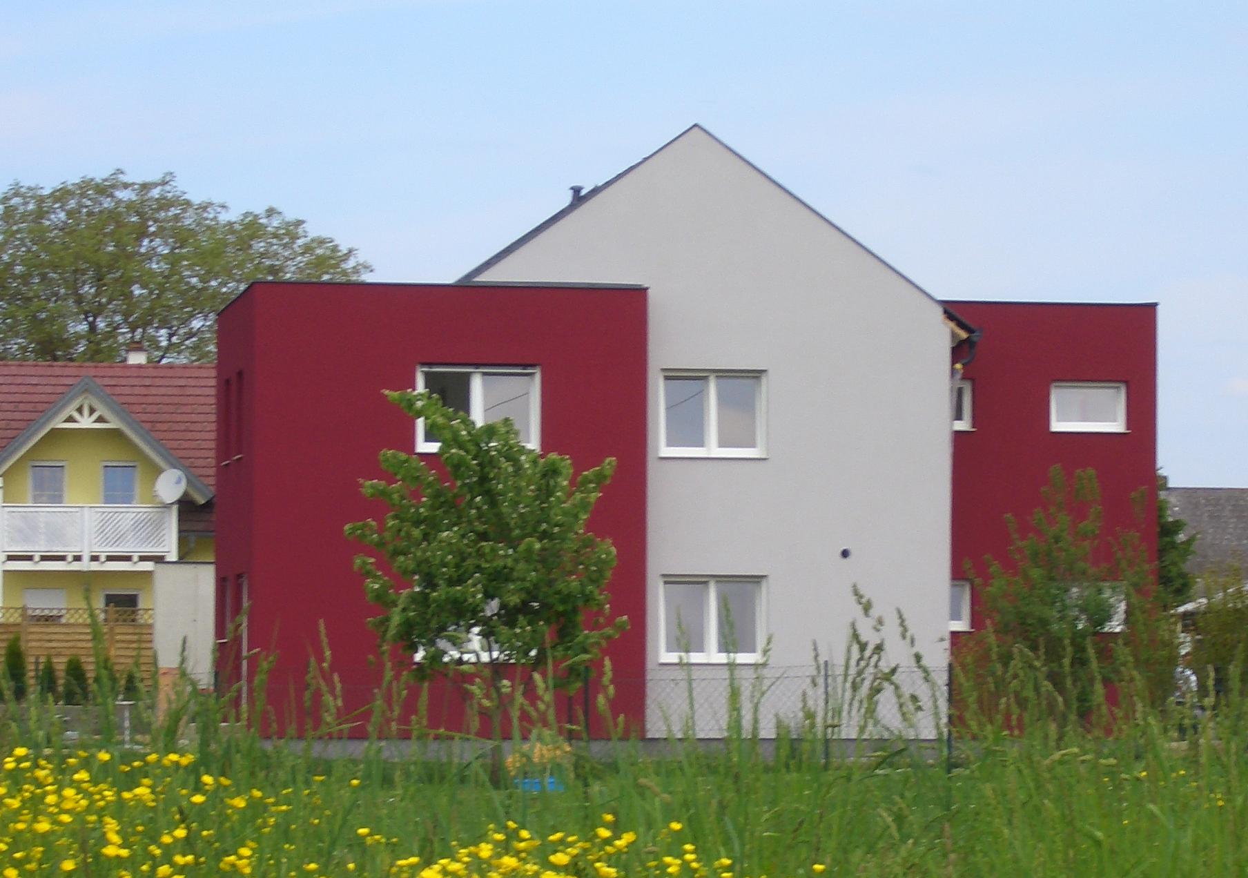 NEUBAU - EFH Familie KINDERMANN - Obervogau