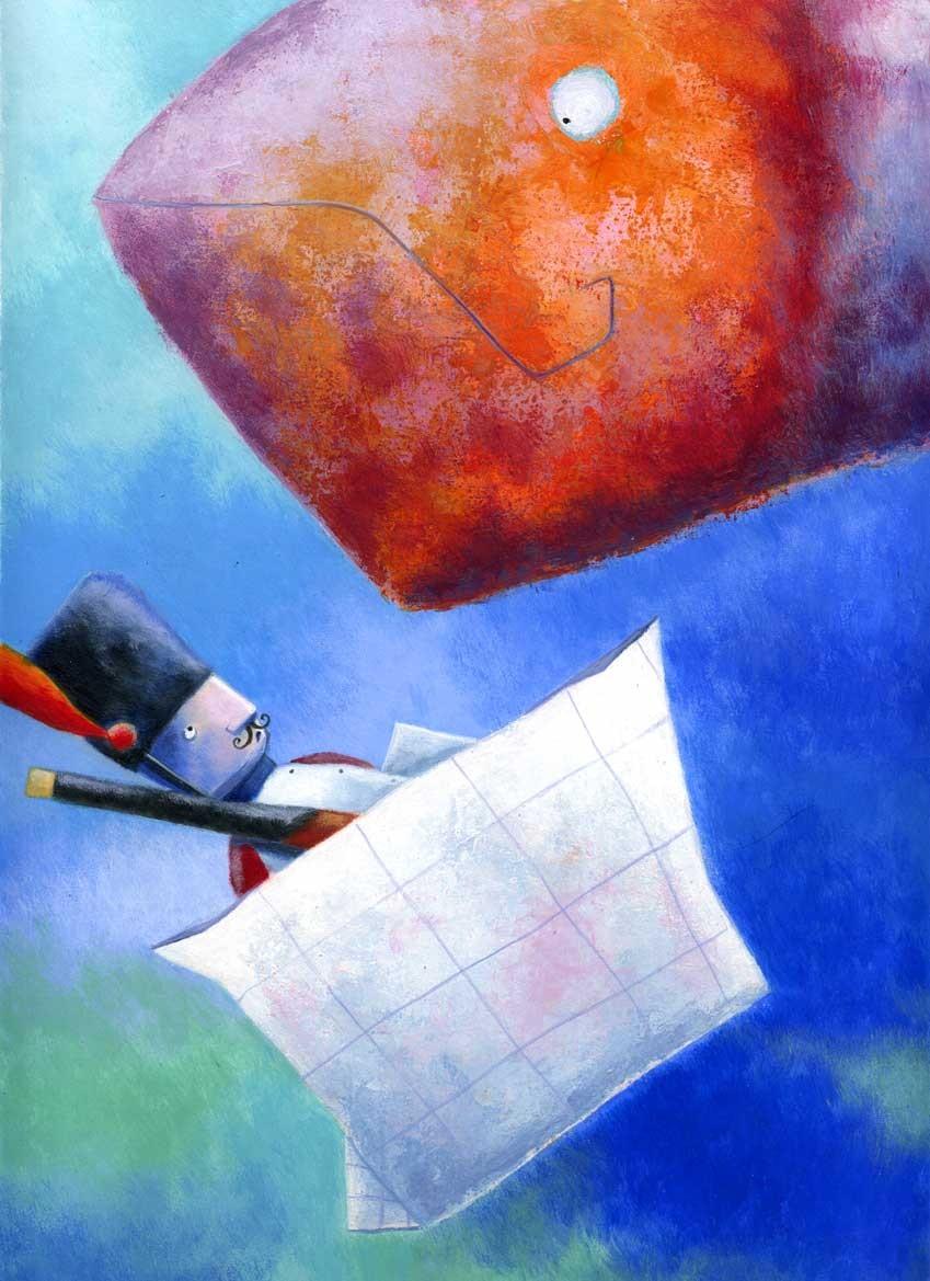 Il soldatino di piombo Mostra - Concorso d'illustrazione 2005