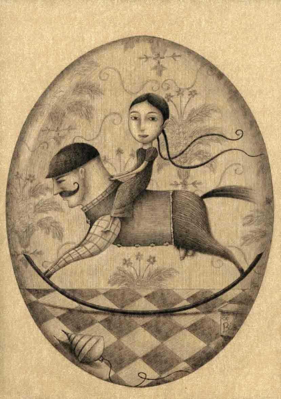 Giochi innocenti Copertina Rivista Illustrati Ed.Logos 2013