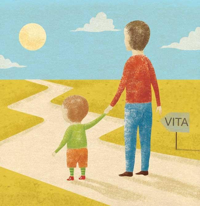 L'alfabeto del bambino naturale Ed.Leone Verde Torino 2014