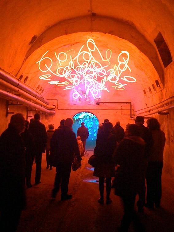 Exkursion ins Lichtmuseum Unna