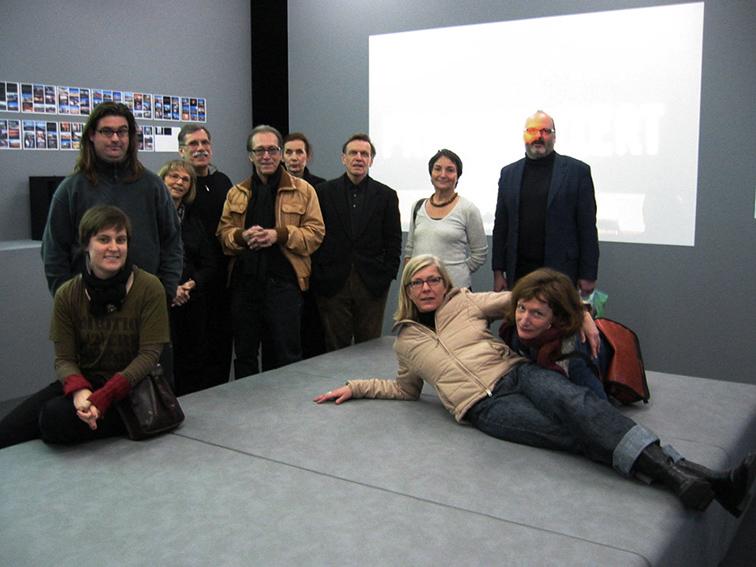 Exkursion Julia Stoschek Collection Düsseldorf 2010