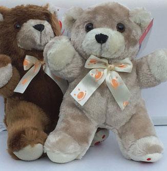 110 x 110 troostbeer knuffelbeertje voor kinderen die betrokken zijn geraakt bij een aanrijding