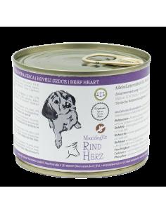 Reico MaxidogVit Rind Herz Alleinfuttermittel - Für aktive Hunde