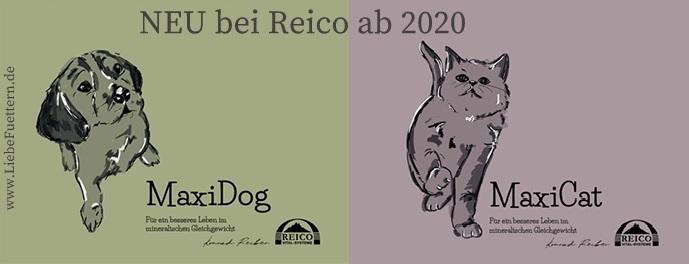 Neue Produkte bei Reico für Hunde und Katzen ab 2020!