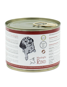 Reico MaxidogVit Rind Alleinfuttermittel - Für vitale Hunde