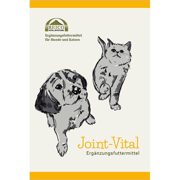 Joint-Vital für Hund und Katze unterstützt den Bewegungsapparat