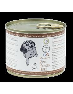 Reico MaxidogVit Rind Pansen Herz Alleinfuttermittel - Für sportliche Hunde