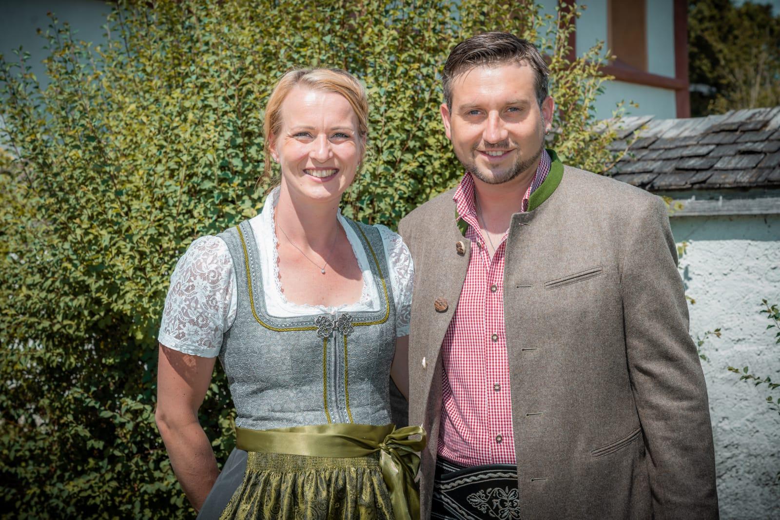 Bettina und Matthias Abentung