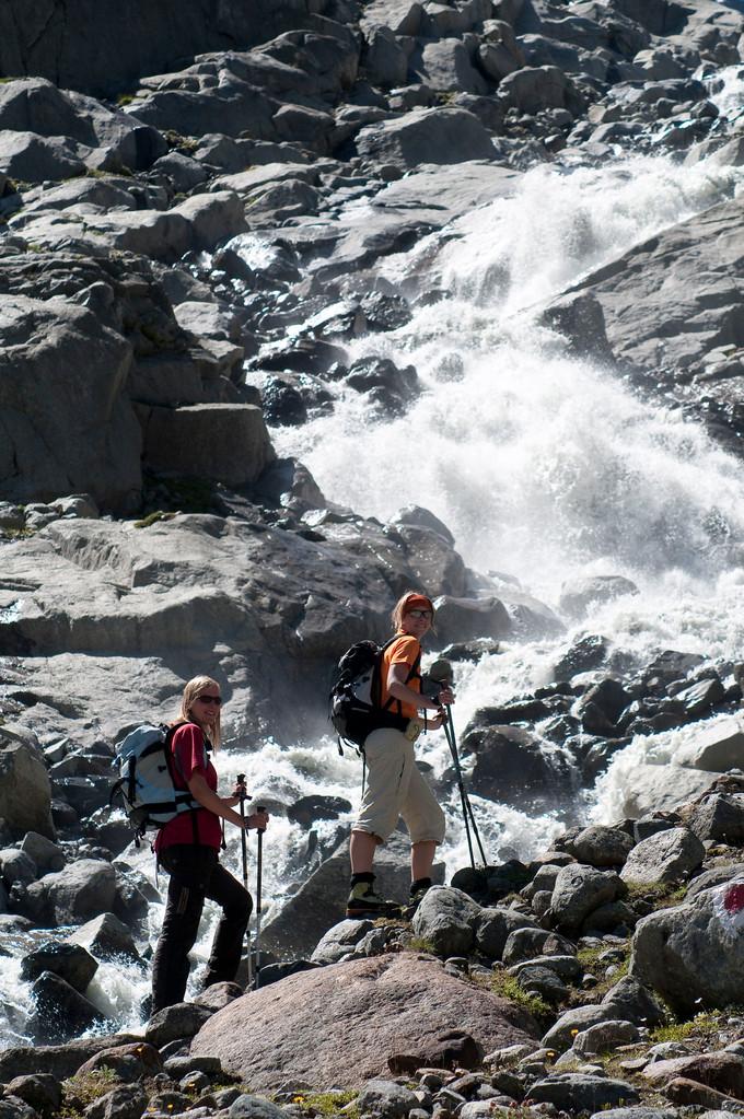 Wilde Wasser Weg - Bildarchiv TVB Stubai