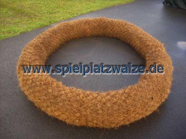 Spielplatzwalze, 4,5 m lang, 30 cm Durchmesser