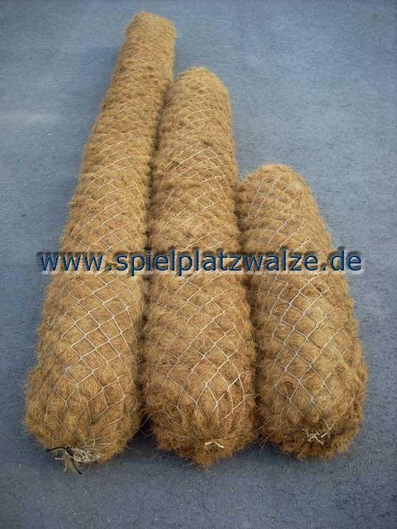 Spielplatzwalze, verschiedene Längen, 30 cm Durchmesser