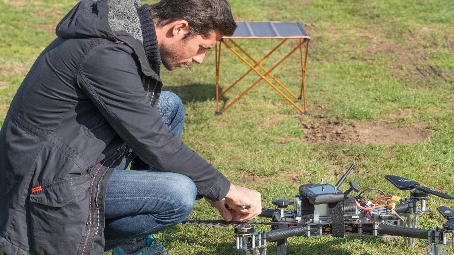 Formation télépilotes de drones Tarbes Lourdes Pau et Bagnères de Bigorre